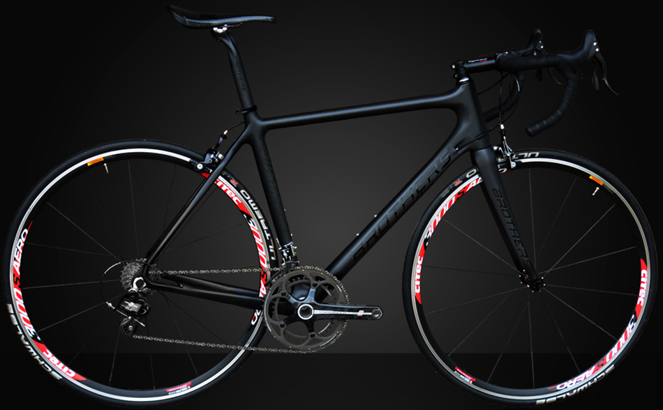 Roadrace Black Bike